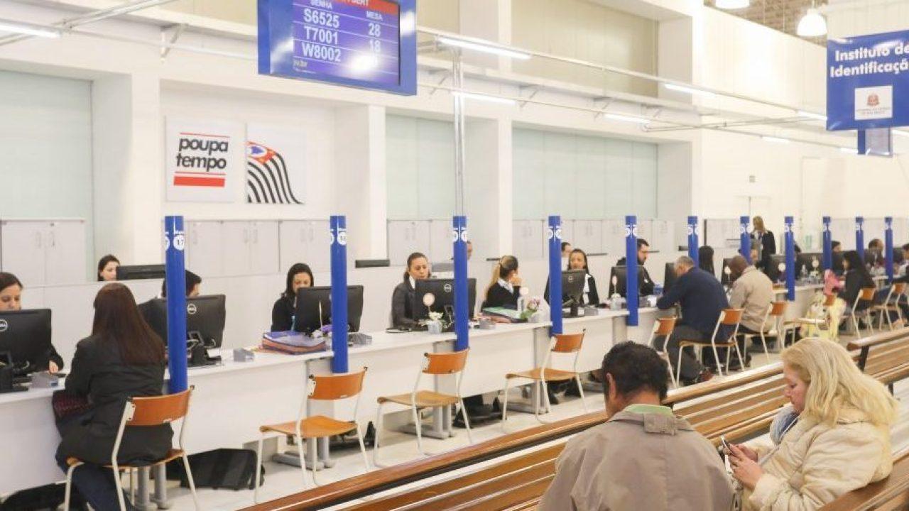 Poupatempo disponibiliza agendamento para candidatos de 1ª habilitação que precisam fazer uma nova coleta biométrica