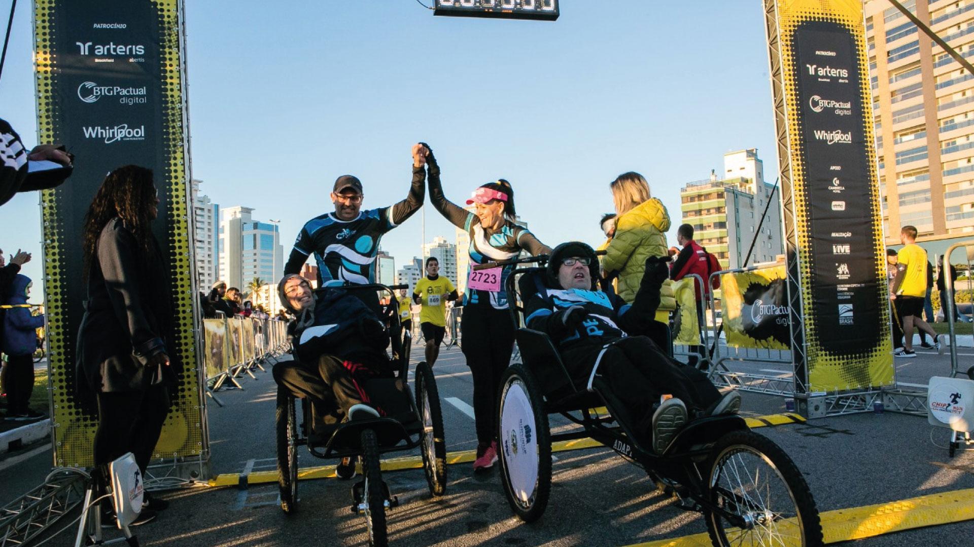 Mobility & Show terá corrida de rua para promover a campanha Lacre Amigo
